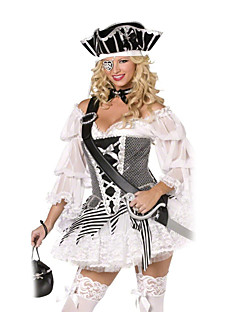 ieftine -Performance Women's Pirate Costume Dress(Including Dress,Hat)