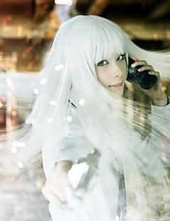 billige Anime cosplay-Cosplay Parykker Jormungand Koko Hekmatyar Anime Cosplay-parykker 80 CM Varmeresistent Fiber Dame