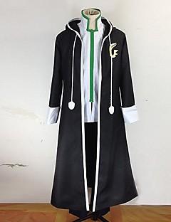 """Inspirert av Eventyr Gerard Fernandes Anime  """"Cosplay-kostymer"""" Cosplay Klær Lapper Langermet Frakk Bukser Undertøy Til Mann"""