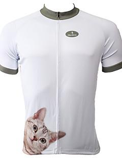 ILPALADINO Camisa para Ciclismo Homens Manga Curta Moto Camisa/Roupas Para Esporte Blusas Secagem Rápida Resistente Raios Ultravioleta