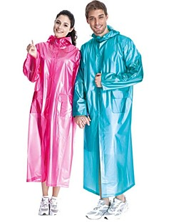 tanie Odzież turystyczna-Damskie Dla obu płci Dlouhá pláštěnka Na wolnym powietrzu Zima Wodoodporny Quick Dry Wiatroodporna Rain-Proof Zdatny do noszenia