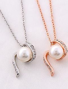 Cousri Women'S Korean Pearl Necklace