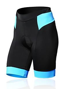 billige Sykkelklær-SPAKCT Fôrede sykkelshorts Dame Sykkel Shorts Jersey Tights Sykkelklær Pustende Komprimering 3D Pute Lapper Klassisk Sykling / Sykkel