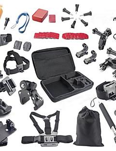 クリップ バッグ ねじ バッテリー Boje Sog ストラップ ハンドグリップ 三脚 取付方法 多機能 ために アクションカメラ Gopro 5 Xiaomi Camera Gopro 4 Gopro 3 Gopro 2 Gopro 3+ Gopro 1 Sport DV