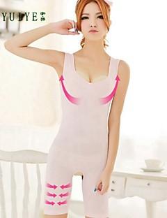 baratos Corpetes-Mulheres Não Especificado Com Busto Conjunto com Corpete Fibra Sintética Elastano Azul Rosa claro