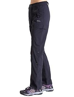 baratos Calças e Shorts para Trilhas-Mulheres Calças de Trilha Secagem Rápida Resistente Raios Ultravioleta Anti-Insectos Vestível Respirável Materiais Leves Calças para