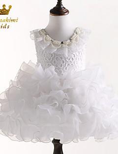 זול בגדים לבנות-שמלה ללא שרוולים סרוג בנות