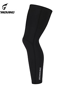 cheap Cycling Clothing-GETMOVING Leg Warmers/Knee Warmers Tights Compression Clothing Bottoms Winter Spring Fall Anatomic Design Ultraviolet Resistant Moisture