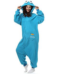 Kigurumi Pyjamas Monster Kostume Polar Fleece Syntetisk Fiber Kigurumi Trikot / Heldraktskostymer Cosplay Festival / høytid Pysjamas med