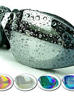 Made In China înot ochelari de protecție Pentru femei / Men's / Unisex Anti-Ceață / Impermeabil / Dimensiune Ajustabilă / Anti-UV Plastic
