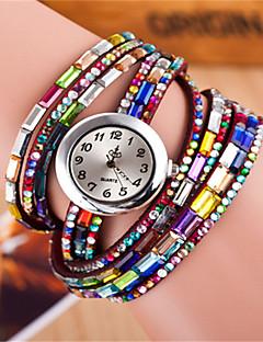 Women's European Style Punk Personality Strap Watch Bracelet Watch Cool Watches Unique Watches Fashion Watch