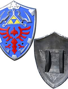 billige Anime cosplay-Våpen Inspirert av The Legend of Zelda Cosplay Anime Cosplay-tilbehør Våpen PVC ABS Herre ny Varmt