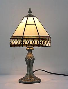 baratos Lâmpadas de Cabeceira-Multi-Tonalidades Tifani / Rústico / Campestre / Inovador Luminária de Mesa Resina Luz de parede 110-120V / 220-240V 25W
