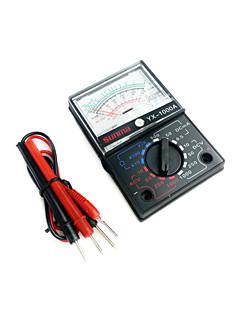 小型ハンドヘルドオートレンジデジタルマルチメーター、バックライトとhz測定