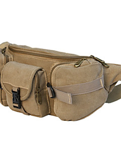 cheap Backpacks & Bags-1 L Belt Pouch/Belt Bag Waist Bag/Waistpack Camping / Hiking Fishing Climbing Riding Running Traveling Quick Dry Rain-Proof Wearable