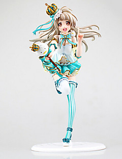 cheap Anime Cosplay-Anime Action Figures Inspired by Love Live Cosplay PVC 25 CM Model Toys Doll Toy