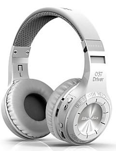 billiga On-ear-hörlurar-Bluedio Över örat / Headband Trådlös Hörlurar Plast Mobiltelefon Hörlur Med volymkontroll / mikrofon / Ljudisolerande headset