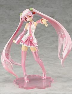 アニメのアクションフィギュア に触発さ Vocaloid Hatsune Miku ポリ塩化ビニル 20 cm モデルのおもちゃ 人形玩具