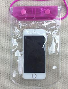 Száraz dobozok / Száraz tasakok Unisex Mobiltelefon / Vízálló Búvárkodás és felszíni búvárkodás Kék PVC