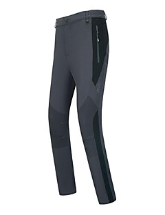 男性用 ハイキング パンツ 防水 速乾性 人間工学デザイン 抗紫外線 透湿性 防塵 高通気性 (>15,001g) 高通気性 ソフト生地 パンツ のために ヨガ キャンピング&ハイキング テコンドー ボクシング 狩猟 釣り 登山 エクササイズ&フィットネス ゴルフ
