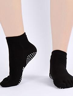 billiga Träning-, jogging- och yogakläder-Dam Yoga Socks Strumpor Anti-Halk / Svettavvisande för Yoga