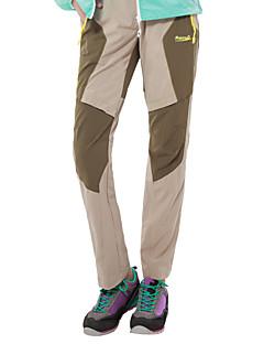 女性用 ハイキング パンツ 透湿性 高通気性 モイスチャーコントロール アウトドア ボトムズ のために キャンピング&ハイキング 狩猟 釣り 登山 エクササイズ&フィットネス ゴルフ レジャースポーツ バドミントン バスケットボール サッカー 野球 ランニング M L XL
