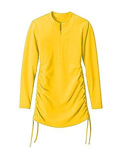 Dames Wet Suits Uitslagbescherming Waterdicht Ultra-Violetbestendig Tactel Duikpak Lange MouwUitslagbescherming Duikpakken Zwemkleding