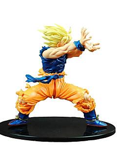 abordables Cosplay de Manga-Son Goku Chasseur Modèles d'Exposition Nouveautés Classique & Intemporel Plastique Homme Fille Garçon Cadeau 1pcs