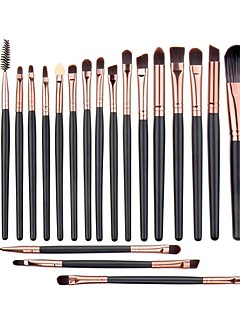 cheap -20pcs Makeup Brushes Professional Makeup Brush Set / Blush Brush / Eyeshadow Brush Goat Hair / Pony / Synthetic Hair Classic / Middle