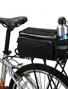 baratos Mochilas de Ciclismo-ROSWHEEL Bolsa de Bicicleta 13L Malas para Bagageiro de Bicicleta Bolsa de Ombro Mala para Bagageiro de Bicicleta/Alforje para Bicicleta