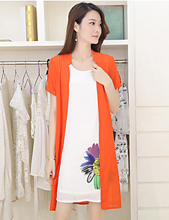 e68019a72c6 Women s Plus Size Going out Chiffon Dress - Floral Layered Print Summer  Black Orange Green XXL XXXL XXXXL