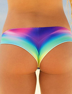 billige Bikinier og damemote 2017-Dame Sport Grime Nederdeler - Original Fargeblokk