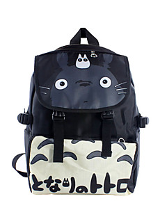 Bag Inspired by My Neighbor Totoro Cosplay Anime Cosplay Accessories Bag Backpack Nylon Male Female