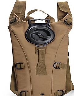 billiga Ryggsäckar och väskor-Rongjing 20L Ryggsäckar / Vätskepaket och väska - Vattentät, Bärbar, Multifunktionell Camping, Klättring oxford CP Färg, djungel