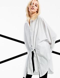 ARNE® Női Állógallér Hosszú ujjú Shirt és blúz Ivory-6203