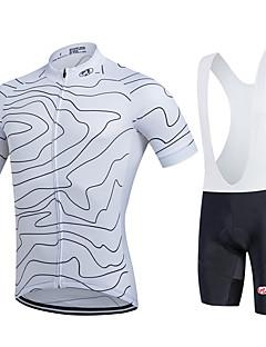 Fastcute Jerseu Cycling cu Colanți Pentru femei Bărbați de Copil Unisex Manșon scurt BicicletăPantaloni Scurți Ciclism cu Bretele Sveter