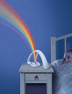 baratos Luzes de presente-1 Pça. Sky Projector NightLight Bateria Decorativa 5 V