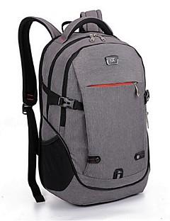 billiga Ryggsäckar och väskor-30L Ryggsäckar / Laptopväska / ryggsäck - Bärbar, Multifunktionell Camping, Fritid Sport, Resa Polyester Ljusgrå, Armégrön, ljusgrön