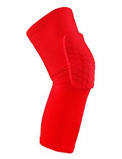 voordelige Ski & Snowboard-Kniebrace Gewatteerde ondersteuning voor Unisex Past op links of rechts knie Rekbaar Beschermend Gezamenlijke ondersteuning Ademend
