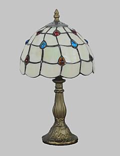 tanie Lampki nocne-Różnokolorowe cienie Muślin / Rustykalny / Nowoczesny / współczesny Lampa stołowa Żywica Światło ścienne 110-120V / 220-240V 25W