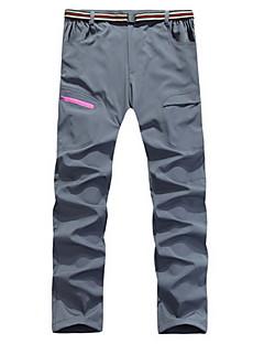 tanie Turystyczne spodnie i szorty-Damskie Turistické kalhoty Na wolnym powietrzu Oddychający Zima Doły Bieganie
