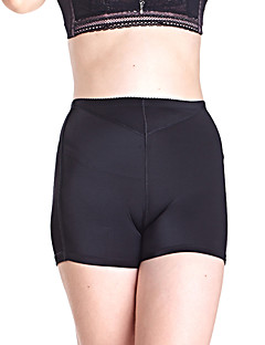 Burvogue Women's Seamless Bodyshort Butt Lift Body Shaper Enhancer