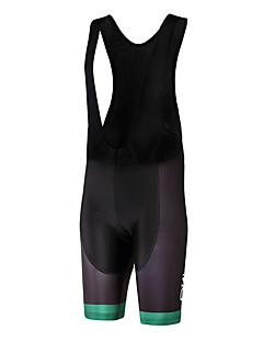 billige Sykkelklær-Unisex Shorts med seler til sykning Sykkel Sykkelshorts Med Seler / Bunner Fort Tørring, Anatomisk design, Pustende Klassisk Polyester,