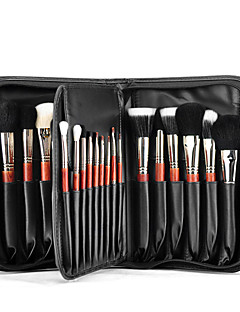 cheap Makeup Brush Sets-29 pcs Professional Makeup Brushes Makeup Brush Set Horse / Synthetic Hair / Squirrel Professional / Full Coverage Wood Eye / Face / Lip