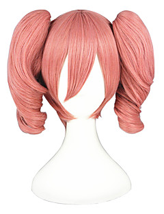 cheap Anime Cosplay Wigs-Cosplay Wigs Vampire Knight Aika S. Granzchesta Anime Cosplay Wigs 35cm CM Heat Resistant Fiber Men's Women's