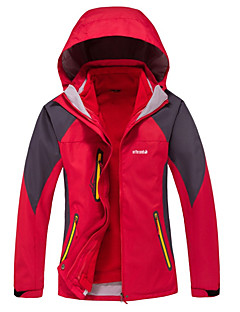 cheap Outdoor Clothing-Women's Ski Jacket Outdoor Winter Waterproof Thermal / Warm Quick Dry Windproof Ultraviolet Resistant Anti-Eradiation Breathable