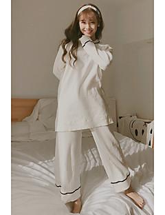 olcso -Női Pizsama Pamut Tőke