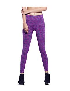 billige Løbetøj-Dame Løbebukser Hurtigtørrende, Åndbart, Ultralet stof Leggins / 3/4 Tights / Underdele Yoga / Pilates / Træning & Fitness Nylon, Tactel