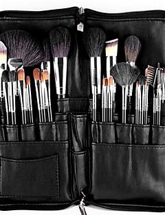 billiga Sminkborstar-33 Makeupborstar Professionell Borstsatser Artificiella Fiber-borstar Professionell
