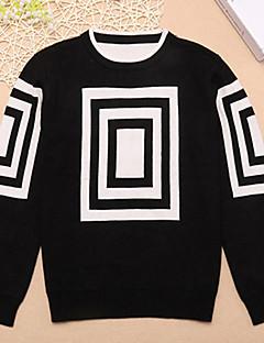 tanie Odzież dla chłopców-Sweter /  sweter rozpinany Bawełna Dla chłopców Codzienne Nadruk Zima Wiosna Jesień Długi rękaw Kreskówka Black Gray Wine
